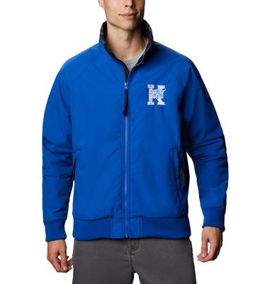 Kentucky Columbia Men's CLG Falmouth Throwback Jacket