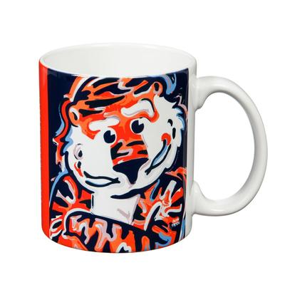 Auburn 11 Oz Justin Patten Artwork Mug