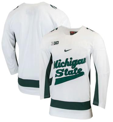 Michigan State Nike Replica Hockey Jersey