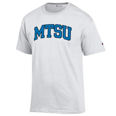 MTSU Champion Men's Arch Tee Shirt