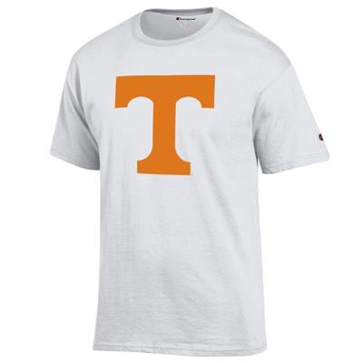 Tennessee Champion Men's Giant Logo Tee Shirt