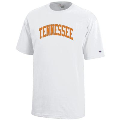 Tennessee Champion YOUTH Arch Tee Shirt
