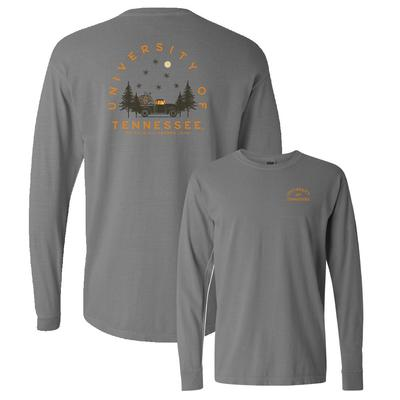 Tennessee Comfort Colors Fall Long Sleeve Tee