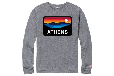 Athens Horizon Long Sleeve Shirt