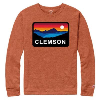 Clemson Horizon Long Sleeve Shirt