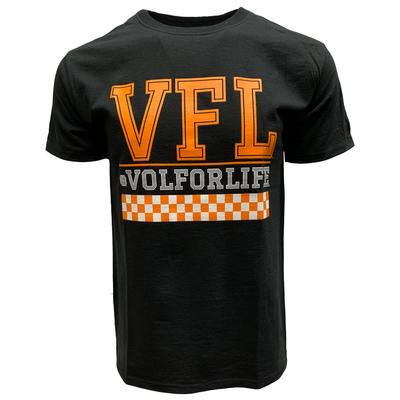 Tennessee Champion Men's VFL Checkerboard Tee Shirt