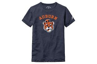 Auburn League Youth Vault Triblend Tee