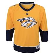 Nashville Predators Kids Home Replica Jersey