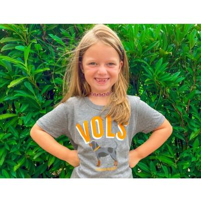 Tennessee Volunteer Traditions Kids Bluetick Tee