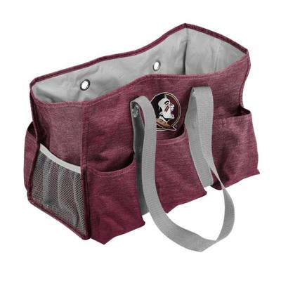 Florida State Logo Brands Crosshatch Caddy