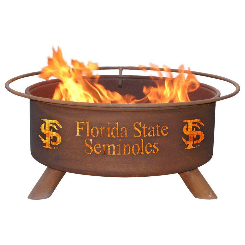 Florida State Seminoles Fire Pit
