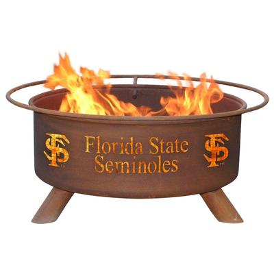 Florida State Seminoles Fire Pit