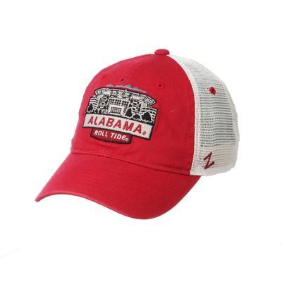 Alabama Zephyr Knoxville Hat