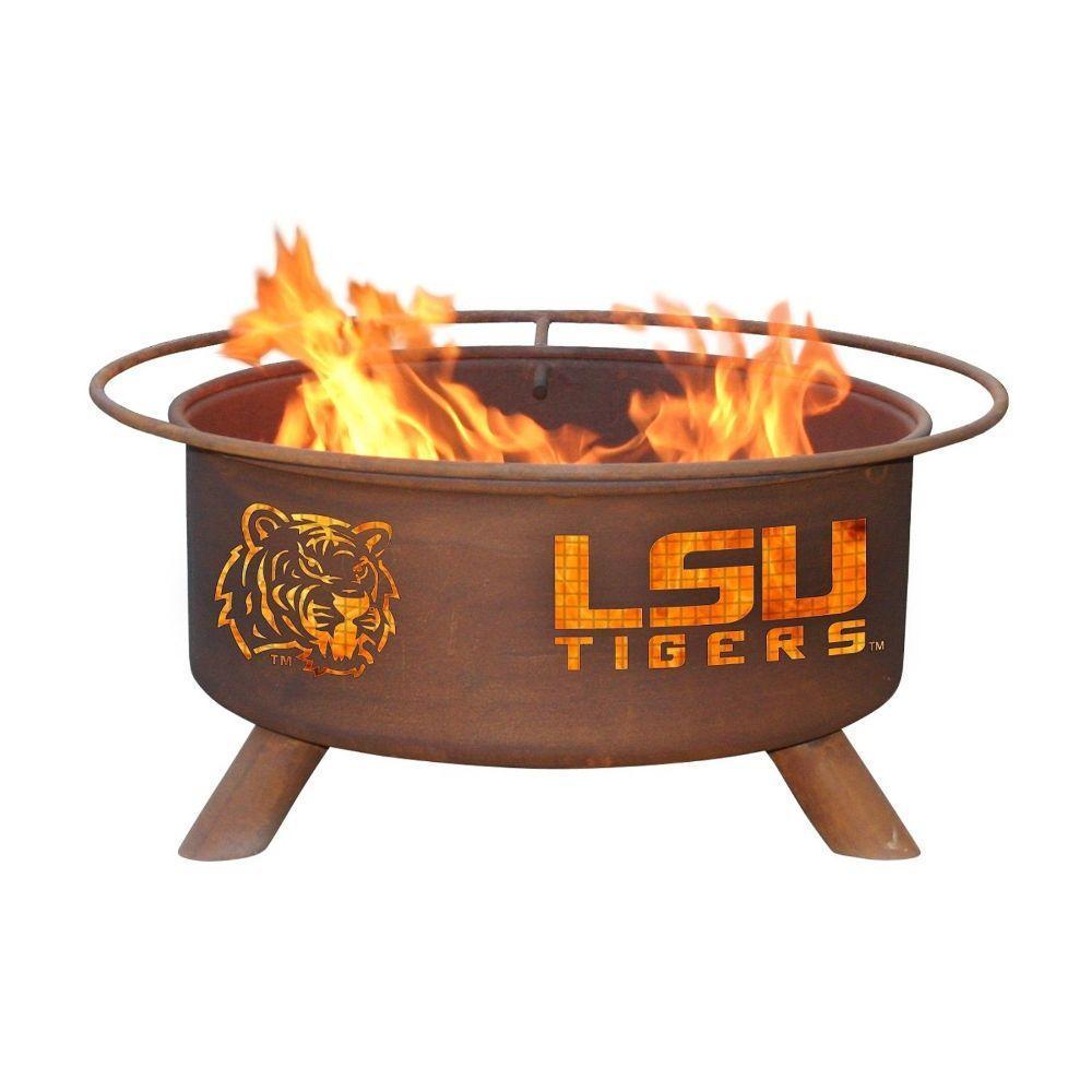 Lsu Tigers Fire Pit