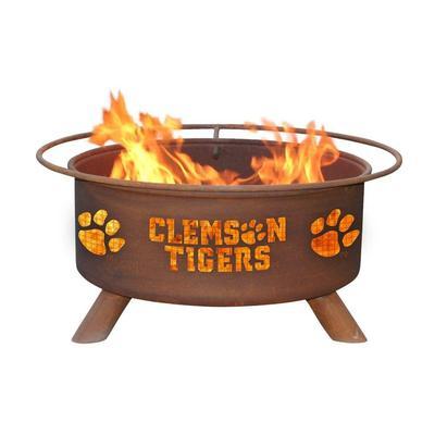 Clemson Tigers Fire Pit