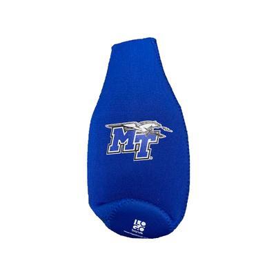 MTSU Logo Brands Bottle Cooler
