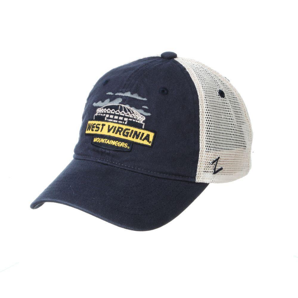 West Virginia Zephyr Knoxville Hat
