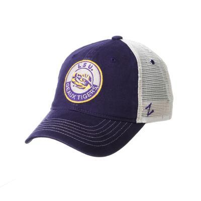 LSU Zephyr Lancaster Hat