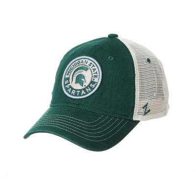 Michigan State Zephyr Lancaster Hat