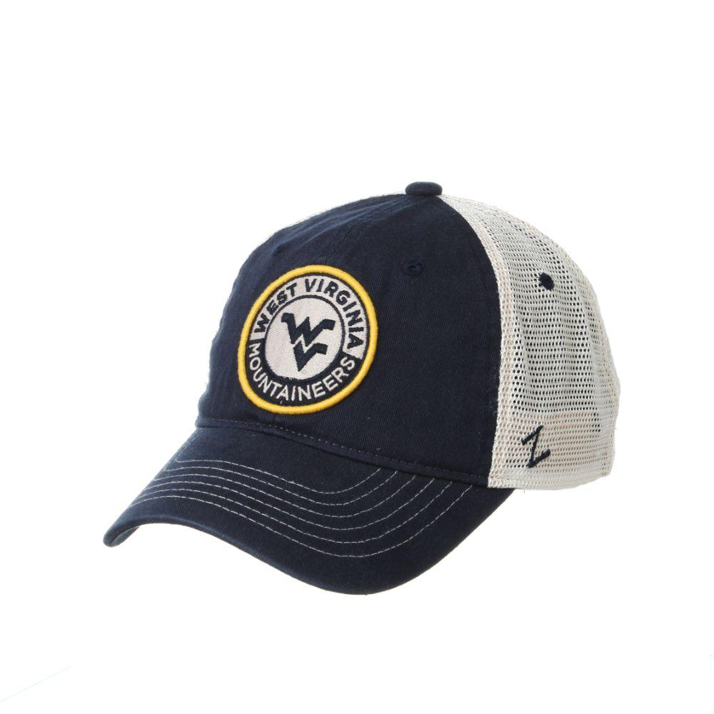 West Virginia Zephyr Lancaster Hat
