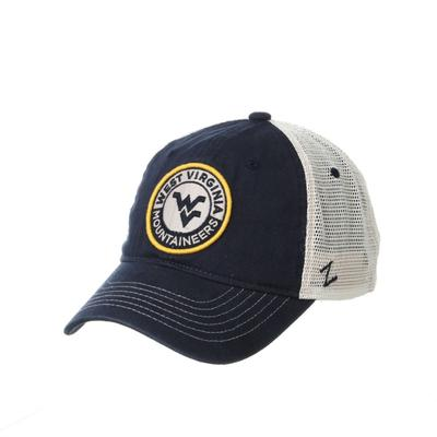 West Virginia Zephyr Lancaster Hat