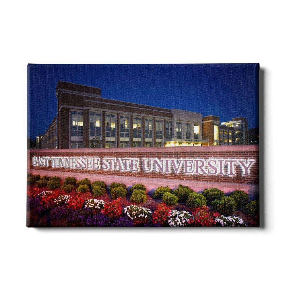 Etsu 24in X 16in University Entrance Canvas