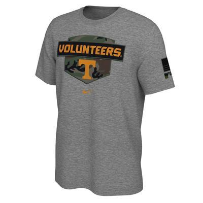 Tennessee Nike 2020 Veterans Day Short Sleeve Tee