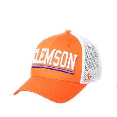 Clemson Zephyr Upfront 2 Hat