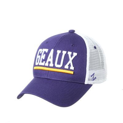 LSU Zephyr Upfront 2 Hat