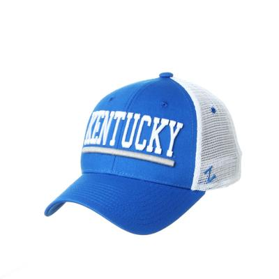 Kentucky Zephyr Upfront 2 Hat