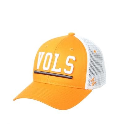 Tennessee Zephyr Upfront 2 Hat