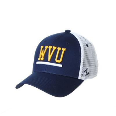 West Virginia Zephyr Upfront 2 Hat