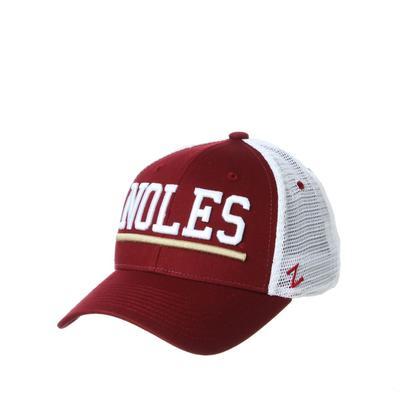 Florida State Zephyr Upfront 2 Hat