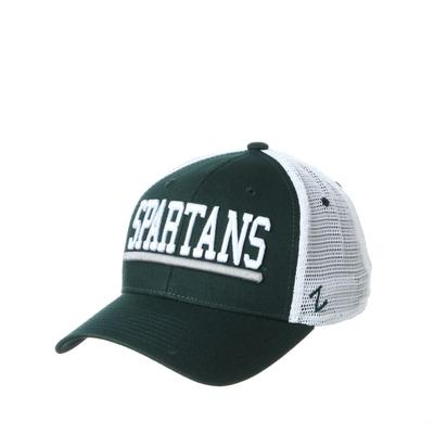 Michigan State Zephyr Upfront 2 Hat