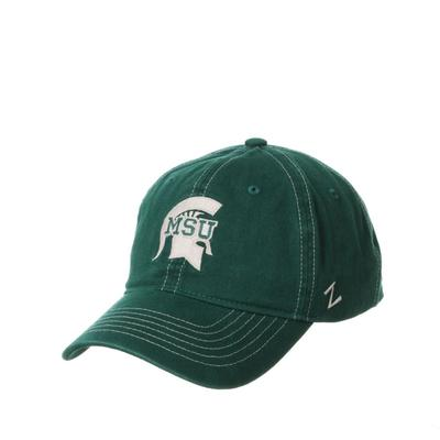 Michigan State Zephyr Warren Hat