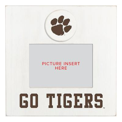 Clemson Glory Haus Picture Frame