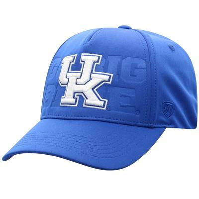 Kentucky Top of the World 5 Panel Stamped Hat