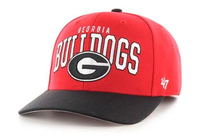 Georgia 47' Brand Arch 2-Tone Hat