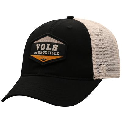 Tennessee Top of the World Woven Patch Trucker Hat