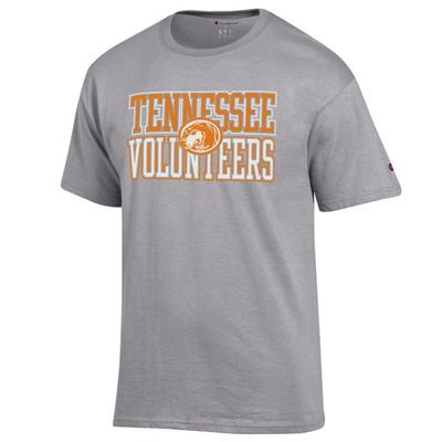 Tennessee Champion Men's Straight Stack Tee Shirt