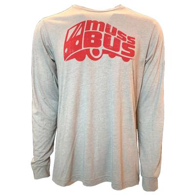 Muss Bus Long Sleeve Triblend Tee