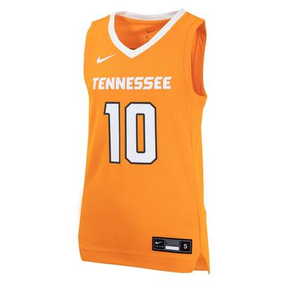 Tennessee YOUTH Basketball Replica Jersey