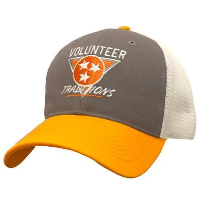 Tennessee Volunteer Traditions 90'S Tristar Promesh Hat