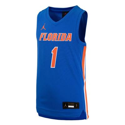 Florida YOUTH Replica Basketball Jersey