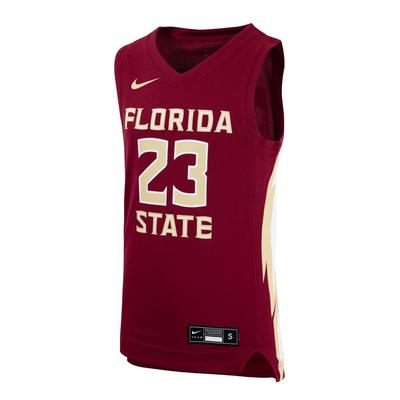 Florida State YOUTH Replica Basketball Jersey