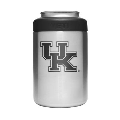Kentucky YETI Stainless Steel Rambler 12oz Colster