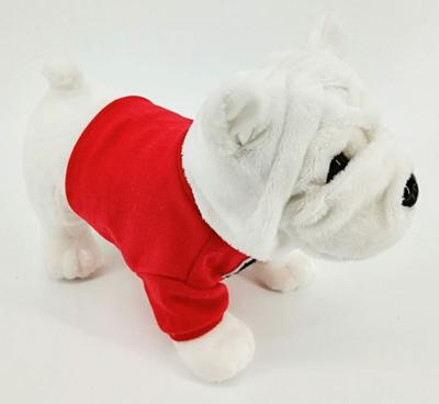 Georgia Bulldog Plush Mascot