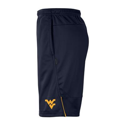 West Virginia Men's Nike Coach Shorts