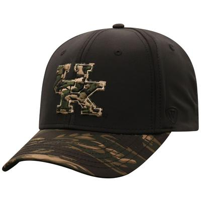 Kentucky Top of the World Rummage Camo Hat