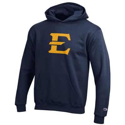 ETSU Champion YOUTH Powerblend Screen Hoody